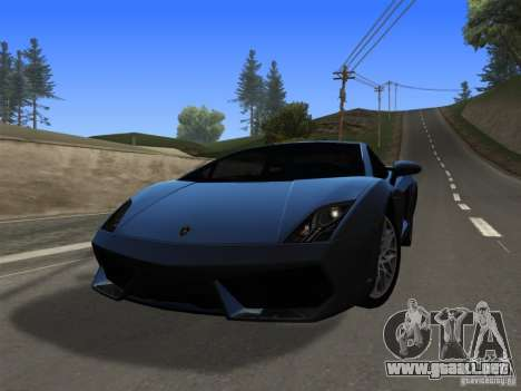 IG ENBSeries v2.0 para GTA San Andreas décimo de pantalla