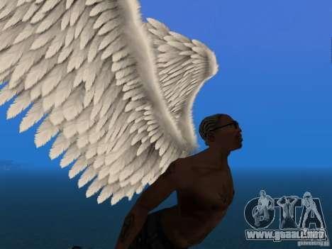 Wings para GTA San Andreas sucesivamente de pantalla