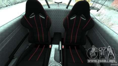 Ruf RK Spyder v0.8Beta para GTA 4 vista hacia atrás