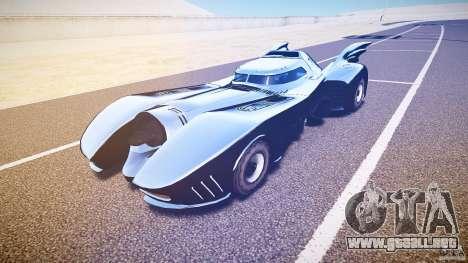 Batmobile v1.0 para GTA 4 left