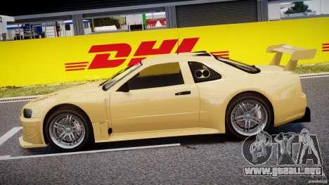 Nissan Skyline R34 v1.0 para GTA 4 left