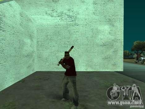 Bit HD para GTA San Andreas tercera pantalla