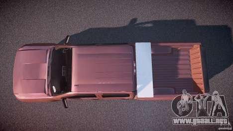 Chevrolet Silverado 1500 v1.3 2008 para GTA 4 visión correcta