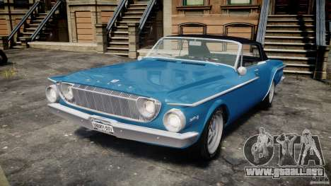 Dodge Dart 440 1962 para GTA 4