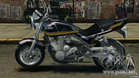 Kawasaki Zephyr para GTA 4 left