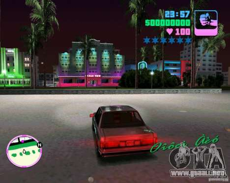 ENB Series for GTA ViceCity v2 para GTA Vice City tercera pantalla