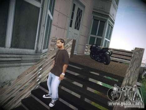 Aprilia RSV4 para GTA San Andreas left