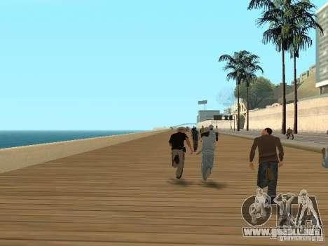 Policías cobardes para GTA San Andreas