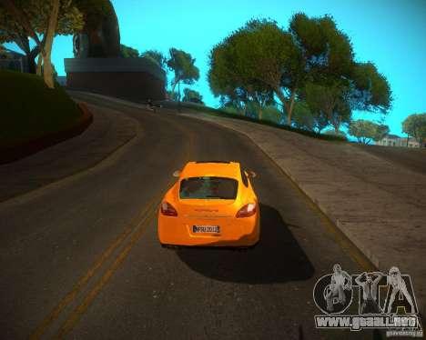 ENBSeries Realistic para GTA San Andreas tercera pantalla