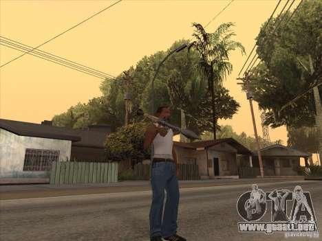 Nuevo Pack de armas nacionales para GTA San Andreas octavo de pantalla