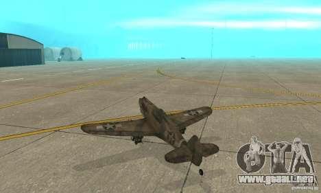 P-35 para la visión correcta GTA San Andreas