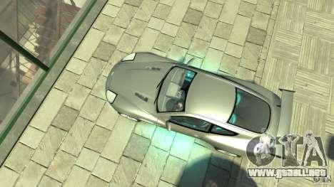 Aston Martin Vanquish S v2.0 sin tonificante para GTA 4 visión correcta