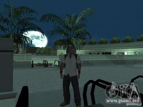 Skins Collection para GTA San Andreas tercera pantalla