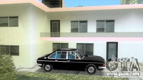 Tatra 613 1973 para GTA Vice City left