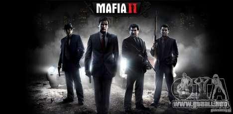 Imágenes de arranque en el estilo de una Mafia I para GTA San Andreas sexta pantalla