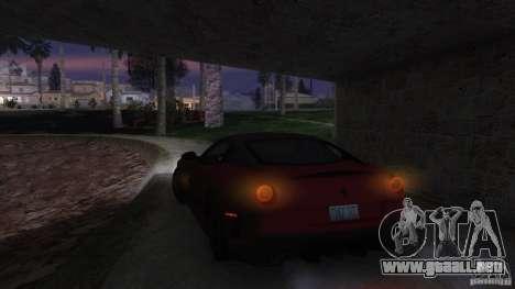 Sunny ENB Setting Beta 1 para GTA San Andreas quinta pantalla