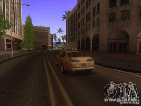 0,075 ENBSeries para PC débil para GTA San Andreas sucesivamente de pantalla