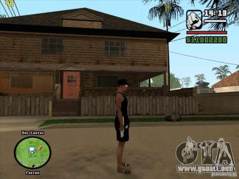 Reemplazo total de la tienda Binco Adidas para GTA San Andreas