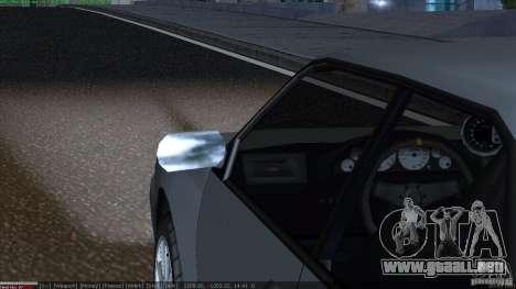 Nuevos faros de Xenon para GTA San Andreas segunda pantalla