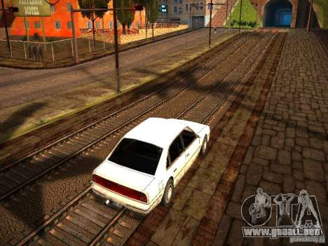 ENBSeries by GaTa para GTA San Andreas sexta pantalla