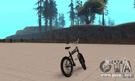 Puma MT Bike para GTA San Andreas left