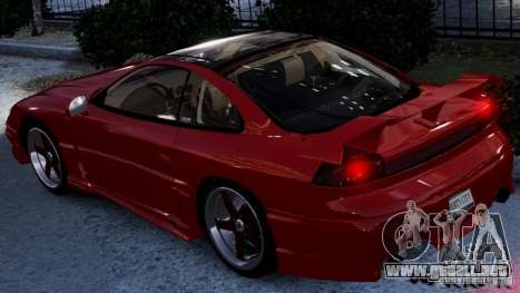 Dodge Stealth Turbo RT 1996 para GTA 4 left