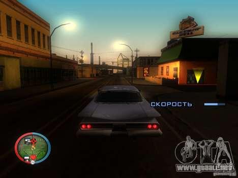 Piloto automático para automóviles para GTA San Andreas