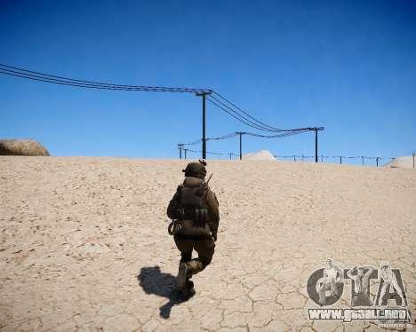 MW2 Phoenix Paratroopers para GTA 4 tercera pantalla