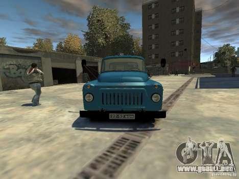 Gaz 52 Hot Rod para GTA 4 visión correcta