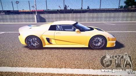 Rossion Q1 2010 v1.0 para GTA 4 vista lateral