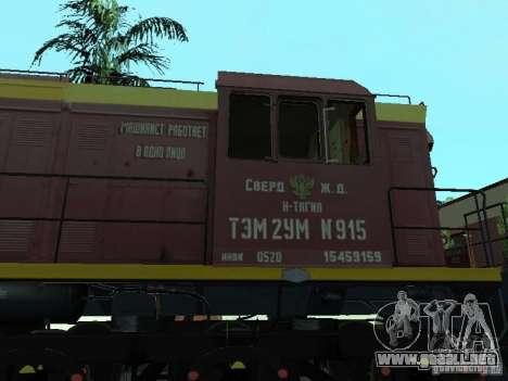 Tem2u-915 para GTA San Andreas left