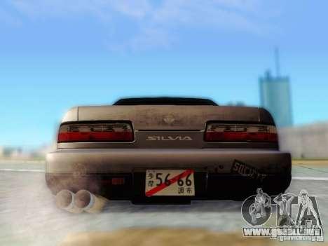 Nissan S13 - Touge para visión interna GTA San Andreas