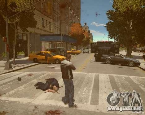 Dead Eye 2 para GTA 4 segundos de pantalla