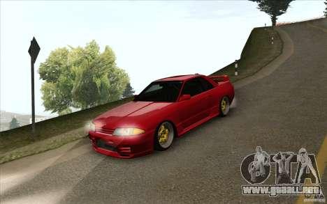 Nissan Skyline GTR-32 StanceWork para GTA San Andreas