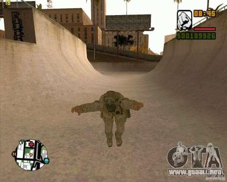 Parkour discipline beta 2 (full update by ACiD) para GTA San Andreas segunda pantalla