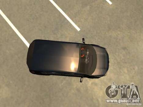 Fiat Novo Uno Sporting para GTA 4 visión correcta