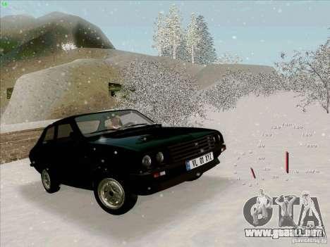 Dacia 1310 Sport para GTA San Andreas
