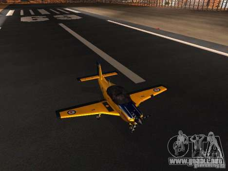 CT-4E Trainer para vista lateral GTA San Andreas
