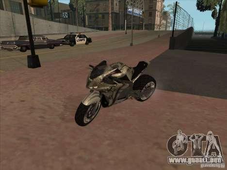 TLaD Double T Custom para GTA San Andreas left
