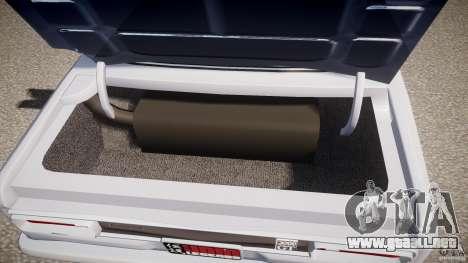Nissan Skyline GC10 2000 GT v1.1 para GTA 4 interior