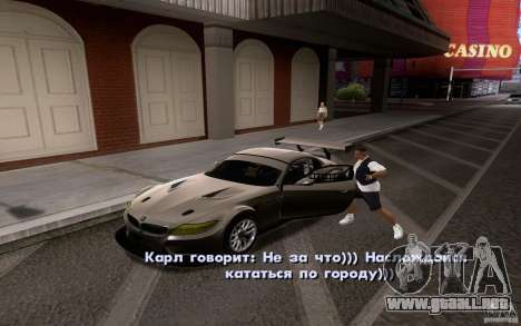 Autos clásicos en venta hacia fuera para GTA San Andreas sexta pantalla