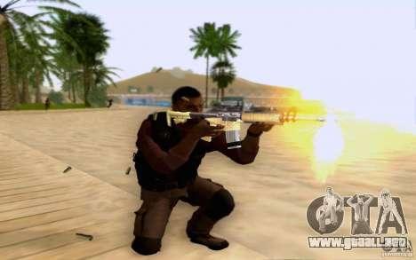 Salazar en el civil para GTA San Andreas tercera pantalla