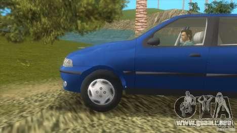 Fiat Palio para GTA Vice City left