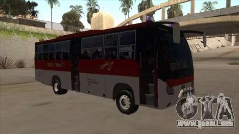 Rural Transit 10206 para GTA San Andreas left