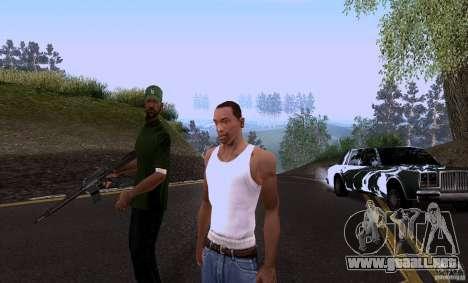 Call for Homies V2.0 para GTA San Andreas