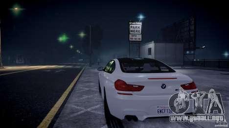 Realistic ENBSeries V1.2 para GTA 4 décima de pantalla