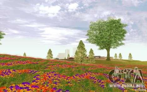 Project Oblivion 2010 Sunny Summer para GTA San Andreas segunda pantalla