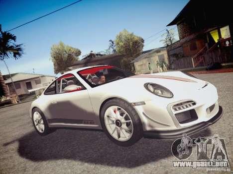 Hybrid ENB Series para GTA San Andreas segunda pantalla