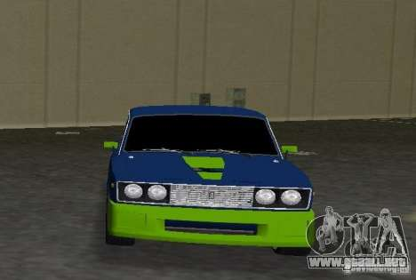 2106 VAZ Tuning v2.0 para GTA Vice City