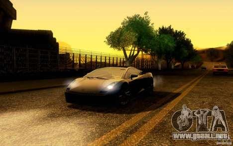 ENB Series - BM Edition v3.0 para GTA San Andreas quinta pantalla